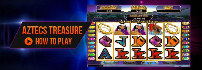aztecs treasure slot goldclub